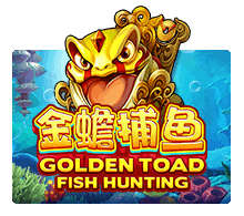 Fish Hunting- Golden Toad