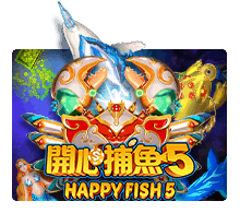 Fish Hunting- Happy Fish 5