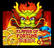 Flames Of Fortune Joker123 ฝาก 10 รับ 100 วอเลท joker ล่าสุด