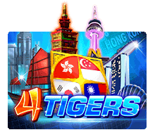 Four Tigers Joker123 เข้าสู่ระบบ joker123